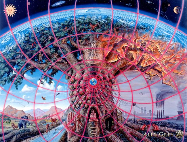 "Image credit: <a href=""https://www.alexgrey.com/"">Alex Grey</a>"