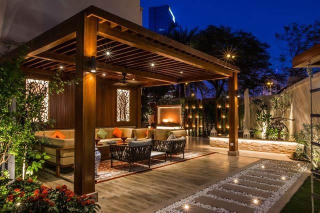 Custom Pergola & Landscape Design