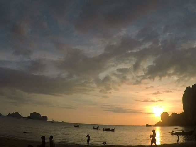 tonsai, Krabi, Thailand