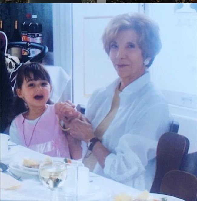My Grandma. A true inspiration.