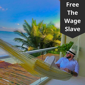 The Free The Wage Slave Podcast - website-cover