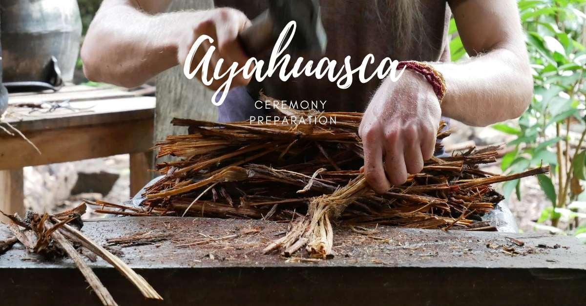 ayahuasca ceremony preparation