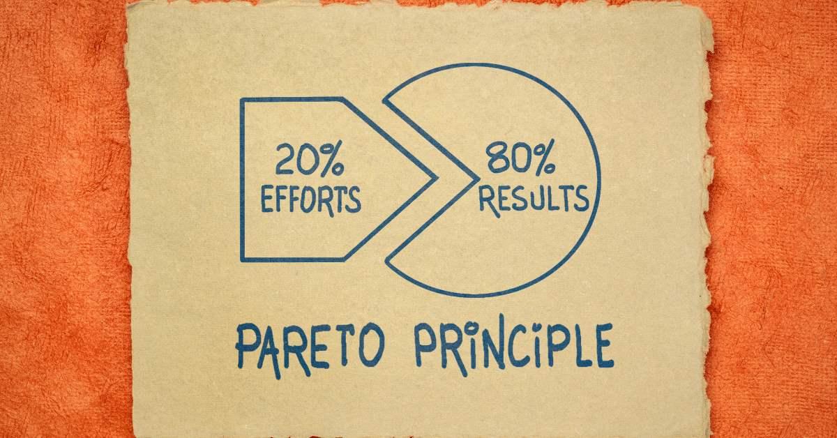 The Pareto Principle Summary